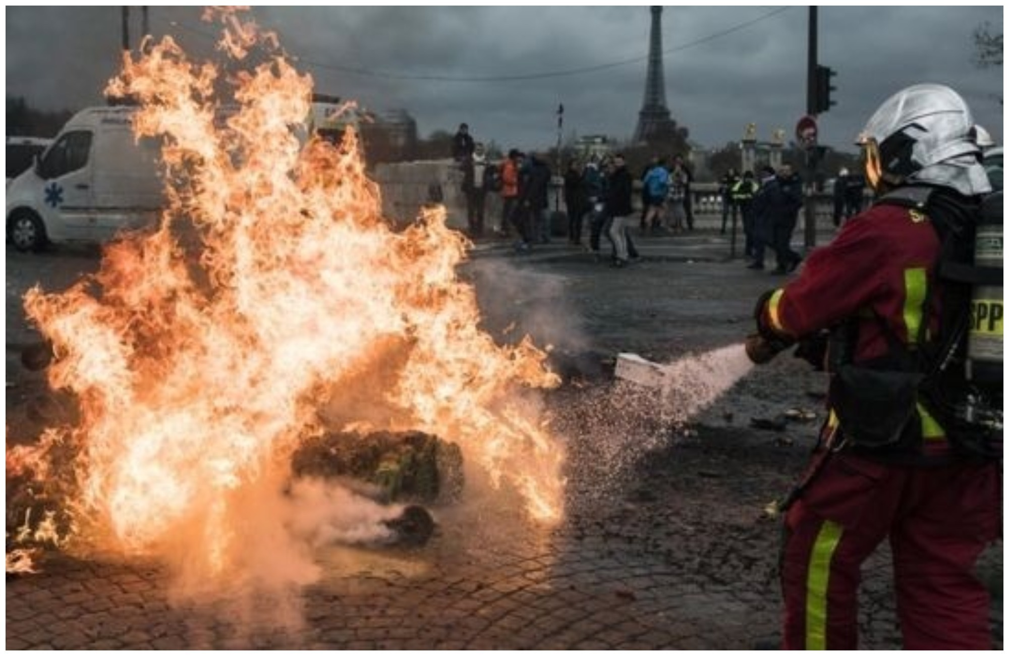 bbc france fuel unrest - 1099×720