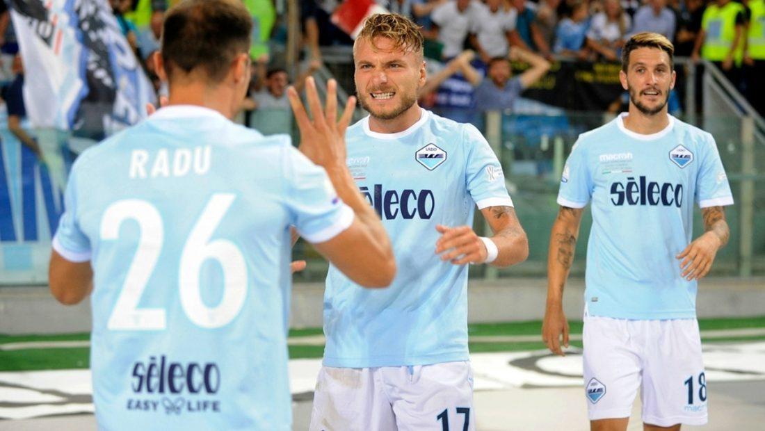 Lazio Roma v Dynamo Kiev min 1100x620