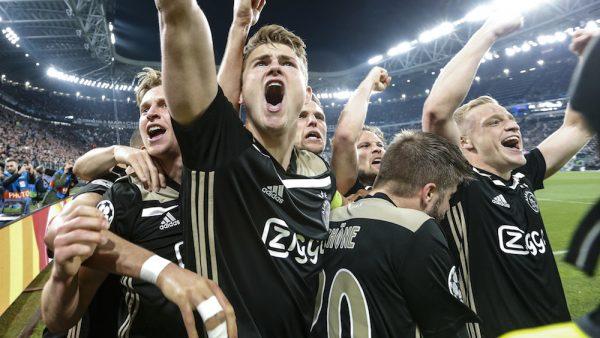 Ajax celebrate 600x338