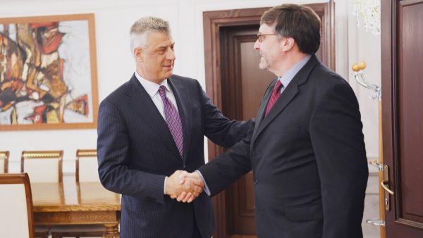 Palmer: Të rinisë dialogu, Kosovës i duhet qeveria e re