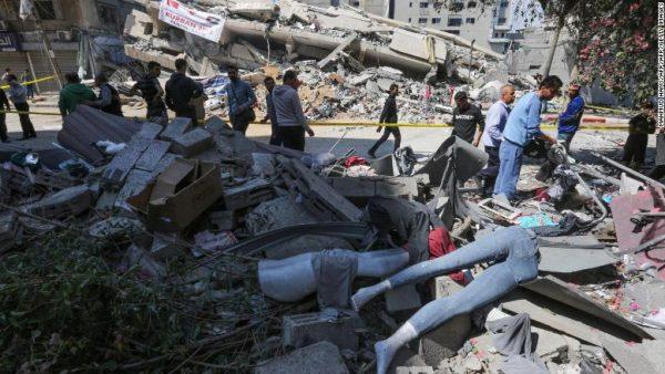 190505110621 gaza city airstrikes damage exlarge 169 600x338