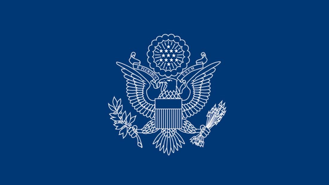 Ambasada Amerikane SHBA stema 1100x620