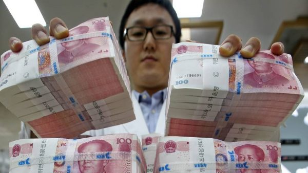 the imf has approved china s renminbi as one of the main world currencies 600x338
