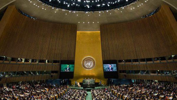 United Nations 600x338