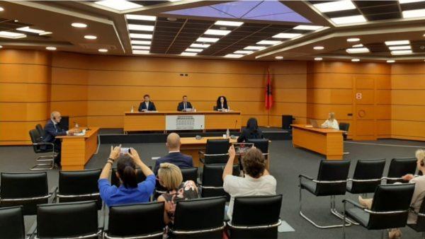 Organet e vetingut, Rozeta Ivanova zgjidhet anëtare e dytë zëvendësuese për komisionere