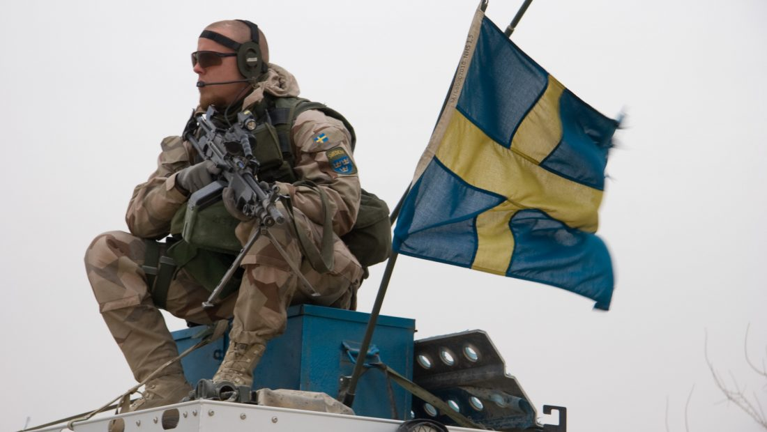 Swedish forces in Afghanistan 1100x620