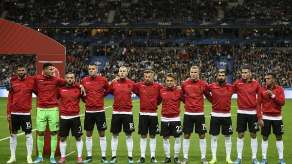 albanian football team 600x338