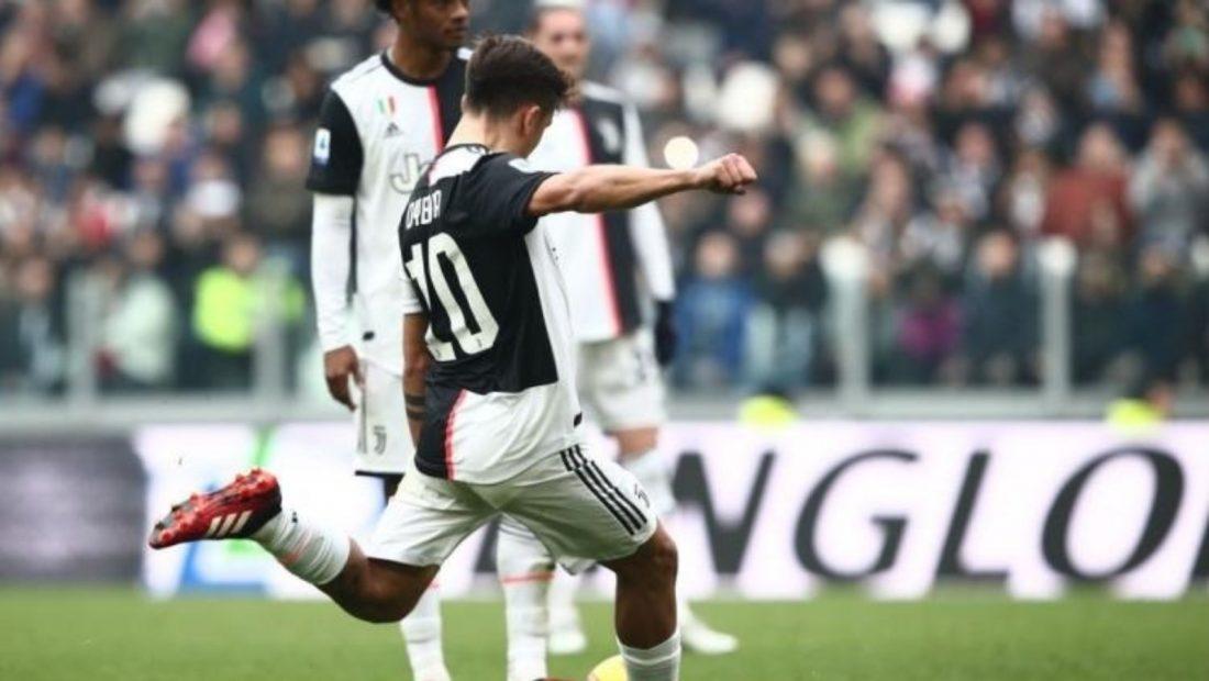 Dybala Juventus Brescia Serie A Cuadrado 1100x620