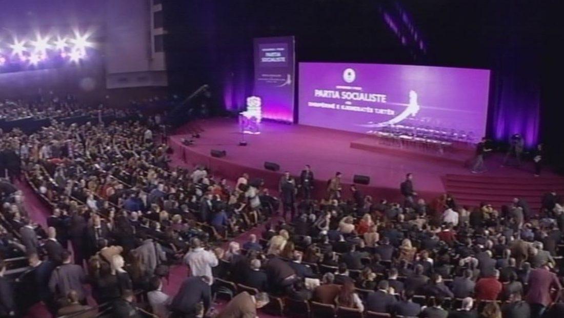 Kongresi i Partise socialiste 1100x620