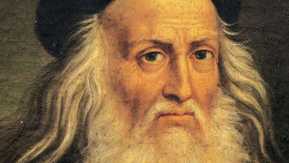 Leonardo da Vinci 1100x620