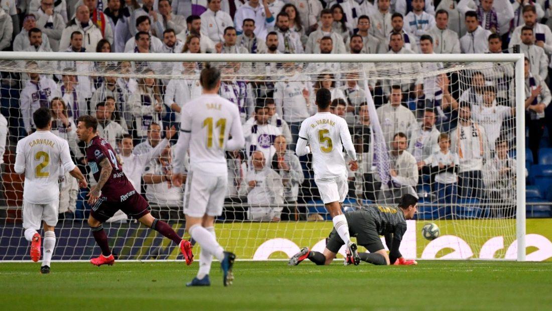 Real Madrid Celta Vigo La Liga 1100x620
