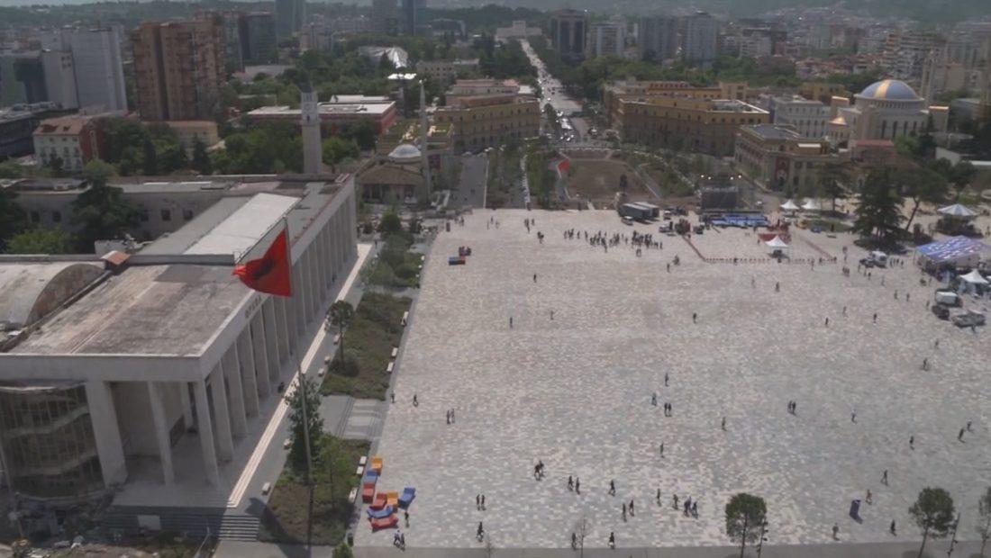 Tirana sheshi skenderbej 1100x620