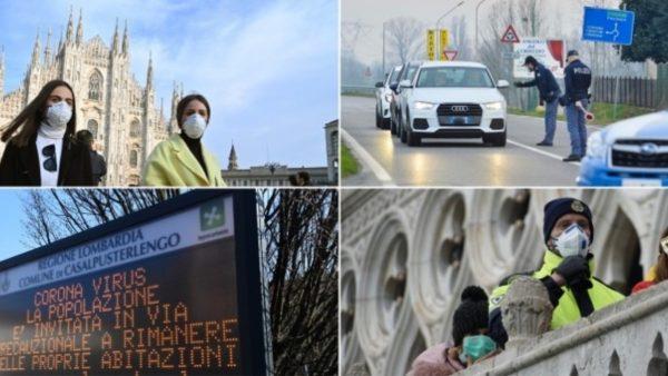 Itali, regjistrohet viktima e katërt nga koronavirusi
