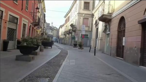 """Qyteza """"fantazmë"""", aty ku u konfirmua i prekuri i parë nga koronavirusi në Itali"""