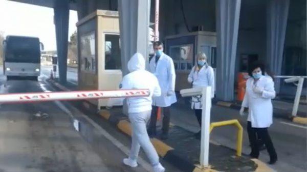 Masa shtesë për koronavirusin, dyfishohet personeli mjekësor në pikat kufitare në vend
