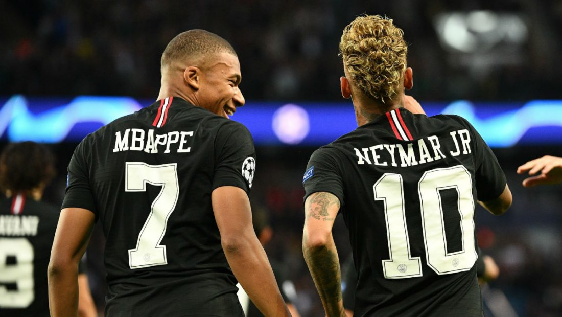 kylian mbappe neymar psg ffp real madrid transfer news gettyimages 1045450968 1100x620