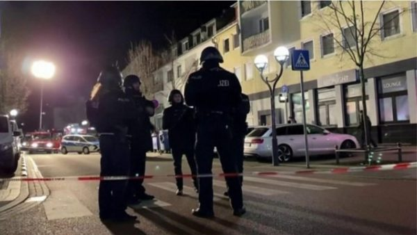 policia gjermani hanau 9viktima 600x338