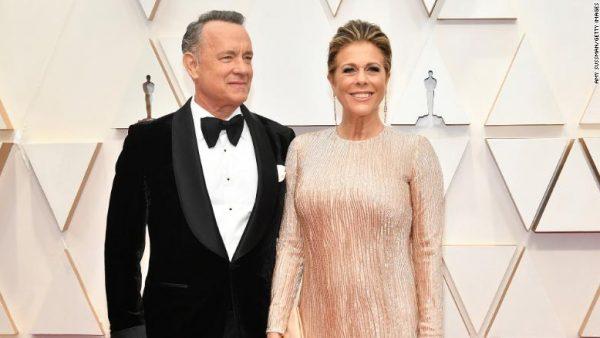 Tom Hanks dhe bashkëshortja Rita Wilson diagnostikohen me koronavirus