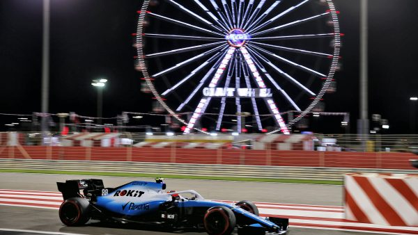 Koronavirusi godet F1, Çmimi i Madh i Bahreinit pa spektatorë