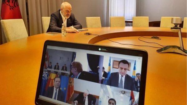 Mbledhje online e kryeministrave të Ballkanit Perëndimor