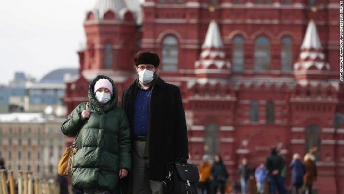 Koronavirusi Ne Moske Kremlini Rusia Putin 1100x620