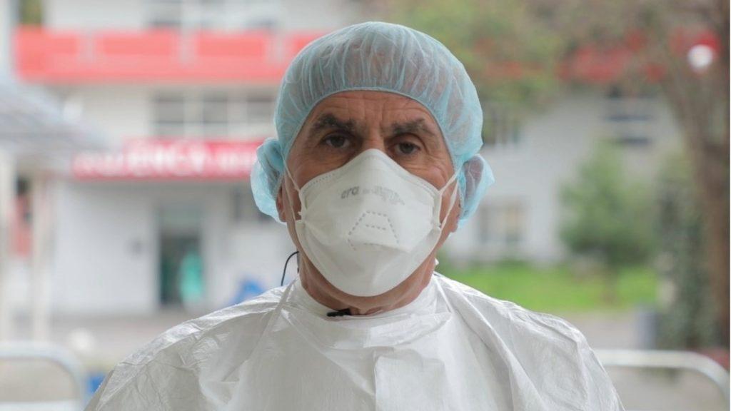 Pipero: Një nga pacientët pësoi vdekje klinike, situata është ...