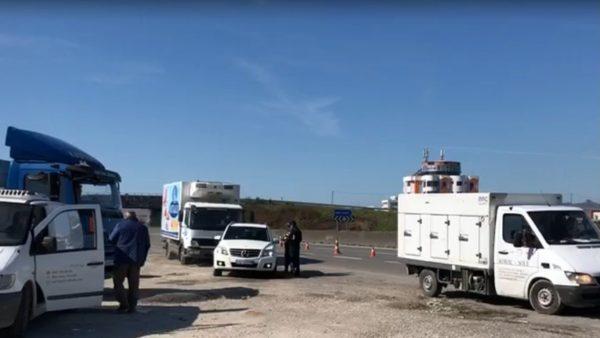 Shkelën masën e emergjencës, policia ndëshkon 745 drejtues automjetesh