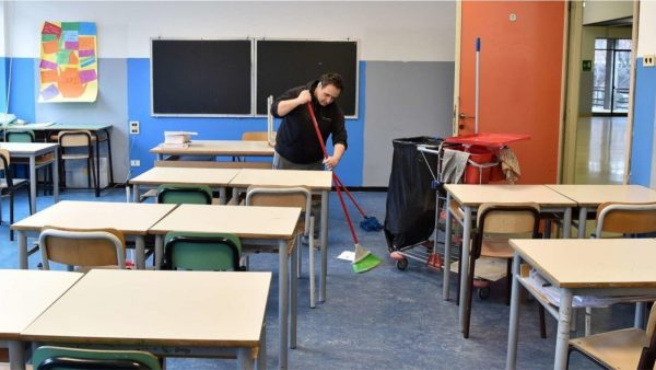 Koronavirusi në Itali, të gjitha shkollat e mbyllura deri në mesin e marsit