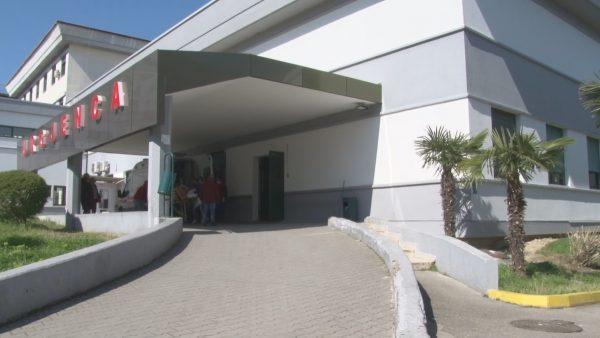 Pozitiv me koronavirus, një mjek i spitalit të Durrësit