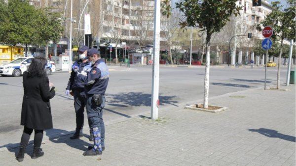 Koronavirusi në Shqipëri, policia sqaron planin e masave dhe orarin e lëvizjes