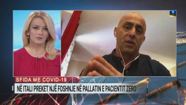 Flet në A2 babai i foshnjës shqiptare të prekur me koronavirus në Itali