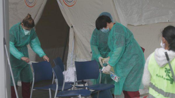 Ndërron jetë një 90-vjeçar nga koronavirusi në Shqipëri