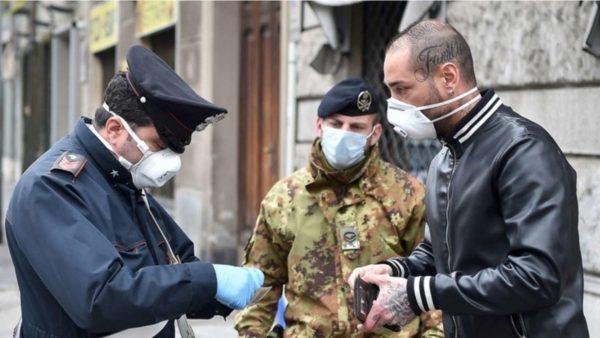 Situata nga koronavirusi, Italia i kërkon ndihmë Pentagonit