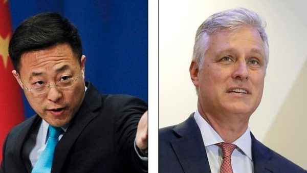 Kina akuzon ushtrinë amerikane: Ju na e sollët koronavirusin!