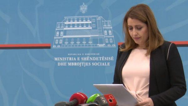 """Koronavirusi në Shqipëri/ """"Mbyllen të gjitha baret"""", ministrja e Shëndetësisë prezanton masat e reja shtrënguese"""