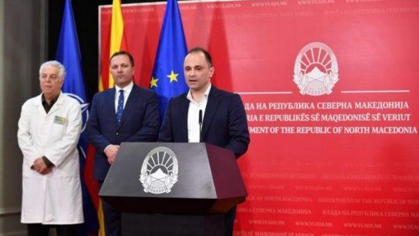 Covid-19, dy raste të reja në Maqedoninë e Veriut, rrezikohet ndeshja me Kosovën