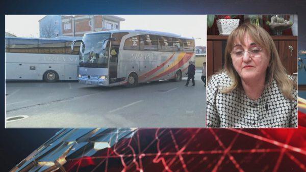 Erdhën nga Milano me autobusë, Rakacolli: Vetëkarantinimi i tyre do të kontrollohet