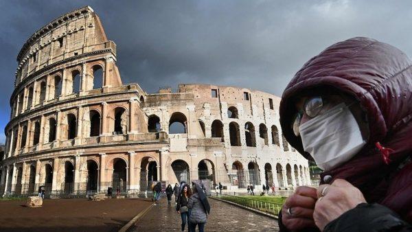 """Nga """"qyteti i përjetshëm"""", në qytetin pa jetë… Roma zbrazet nga frika e koronavirusit"""
