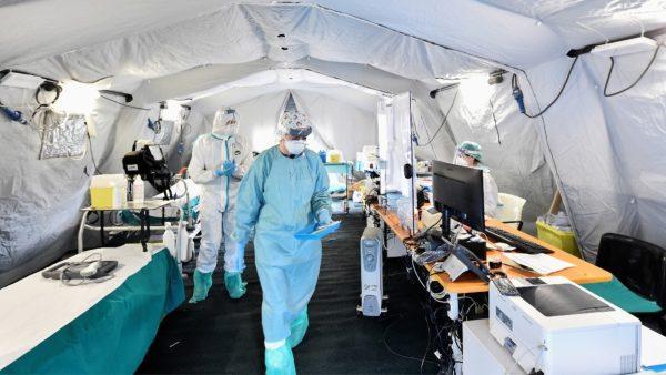 Janë 2795 të infektuarit e rinj në Itali, në Lombardi pjesa më e madhe