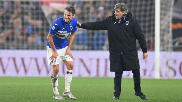 Sampdoria, 4 futbollistë të tjerë me koronavirus