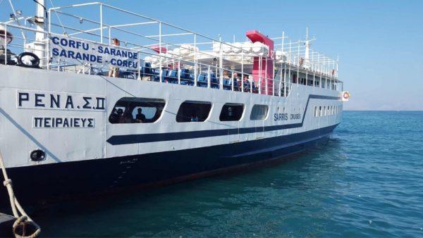 Drejtoria e Përgjithshme Detare: Ndalohen pasagjerët midis Shqipërisë dhe Greqisë