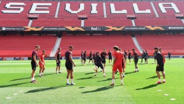 Zyrtare: UEFA pezullon ndeshjet Inter-Getafe dhe Sevilla-Roma
