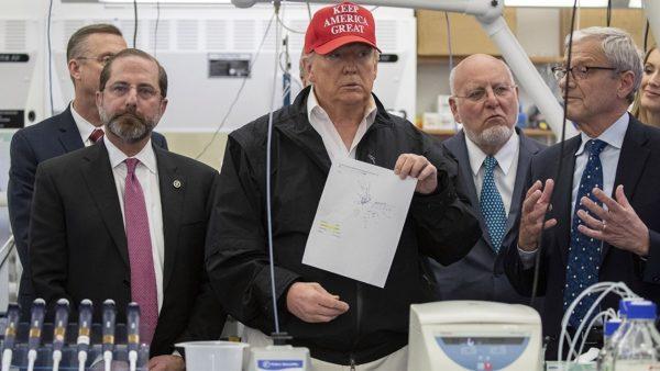 Pasojat ekonomike të koronavirusit, Trump drejt shtyrjes së afateve për pagesën e taksave