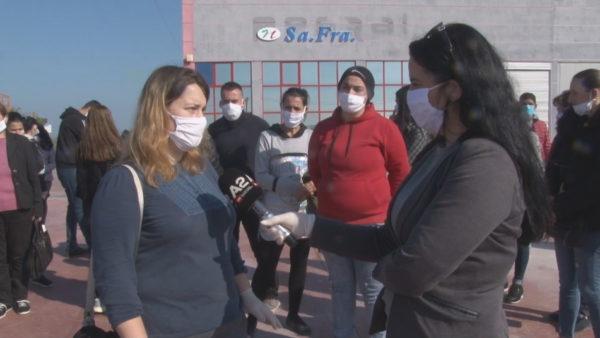 Fasoneria në Durrës, paguan sigurimet, por jo pagat e punonjësve