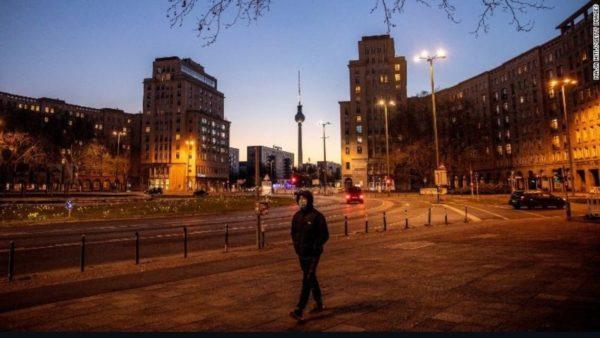 Gjermania zbut më tej kufizimet, rritet numri i viktimave në Spanjë, Franca zgjat emergjencën