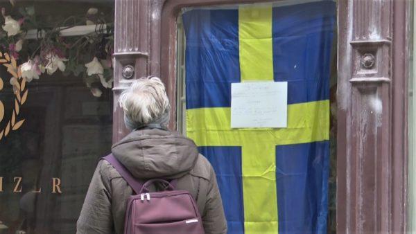 Suedia pret pikun e valës së dytë në mes të dhjetorit