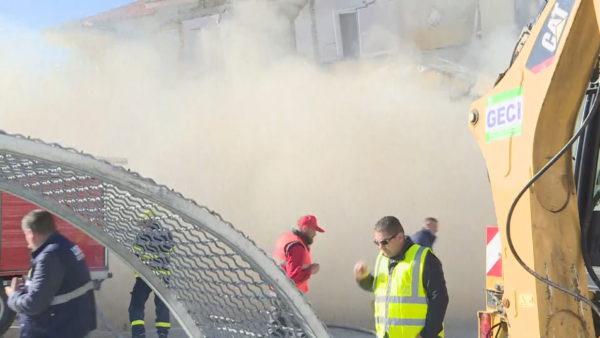 Rindërtimi në pandemi, Durrësi në luftë me virusin dhe dëmet e tërmetit
