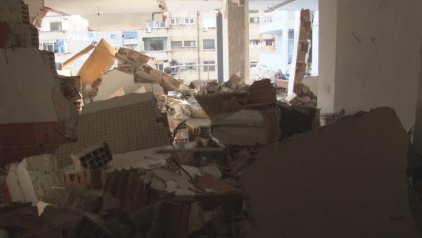 """""""Kompleksi fantazmë"""" në Durrës, banorët të paqartë me fatin e banesave"""