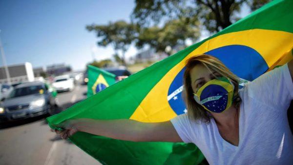 Brazili, epiqendër e re e koronavirusit