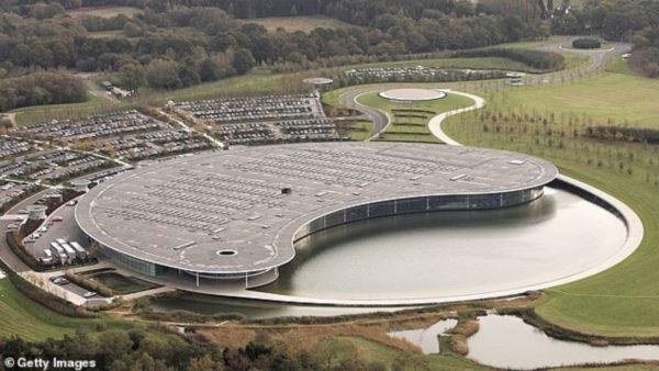 Kriza nga koronavirusi, McLaren do të heqë nga puna 1200 punonjës